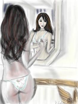 Girl No.84 by Yoshiyuki Uchida