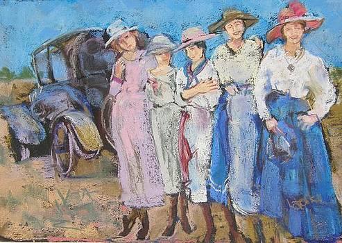 Girls of the Twenties by Barbara Torke