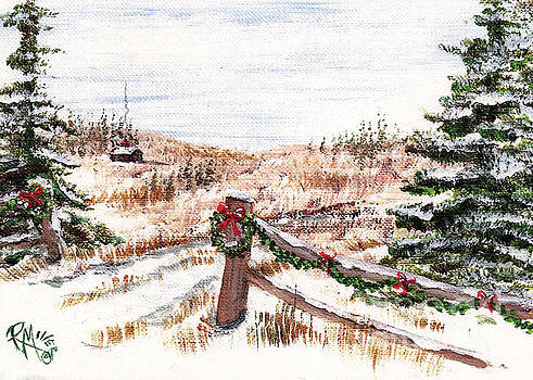 Going Home For Christmas by Rita Miller
