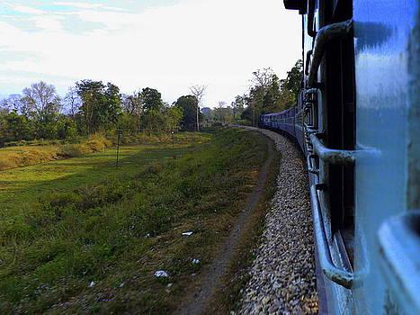 Going Home by Salman Ravish