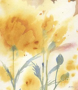 Golden Poppies by Sheila Golden