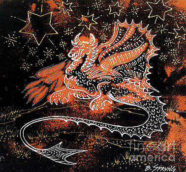 Golden Star by Bonnie Sprung