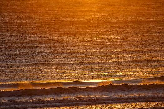 Golden Waves by Kevin Itsaboutvision