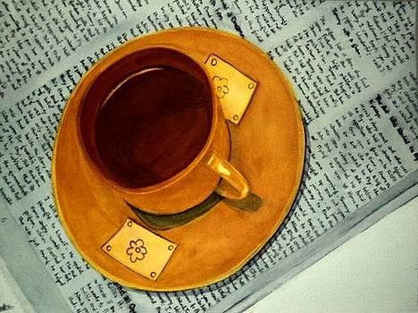 Good Morning Tea by Anuradha Gupta