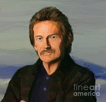 Gordon Lightfoot by GCannon