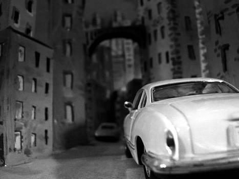 Gotham City by Salman Ravish