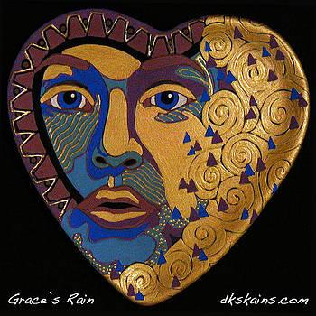 Grace's Rain by Dorinda K Skains