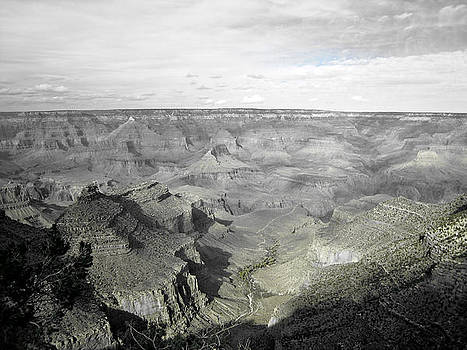Grand Canyon South Rim by Andre Bormanis