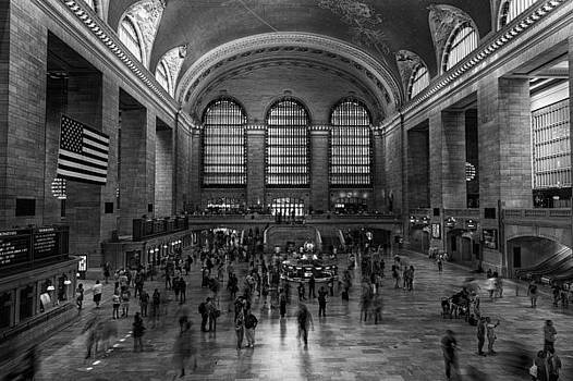 Grand Central Station 2 by D Plinth
