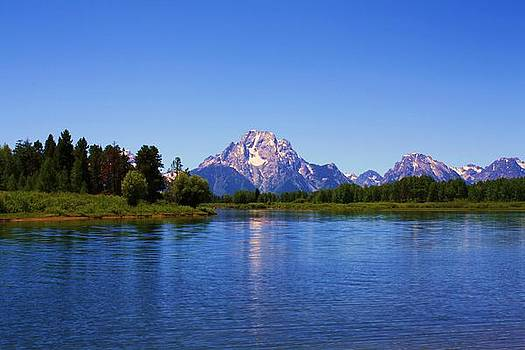 Grand Tetons by Daniel Rooney