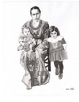 Grandma's Family by Sean Connolly