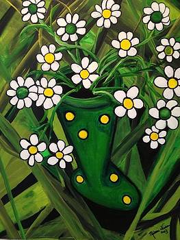 Green is Good  by Melanie Wadman