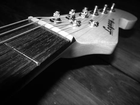 Guitar by Amanda Bobb