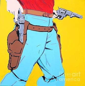 Gun Fight by Grant  Swinney