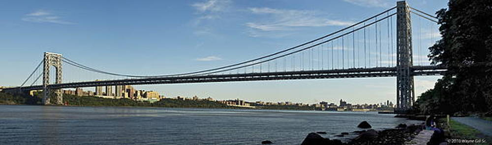 GW Bridge by Wayne Gill