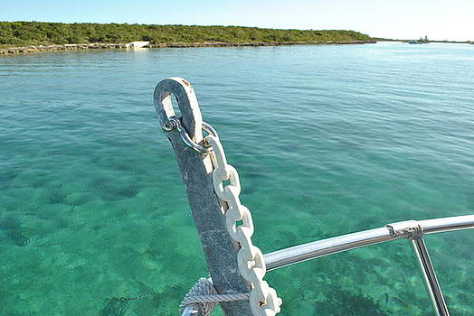 Harbor at Nassau by Misty Stach
