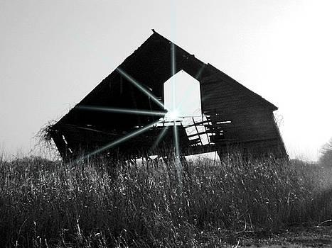 Haunted Barn by Trevor Hilton