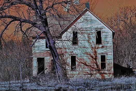 Haunted House  by Jon Baldwin  Art