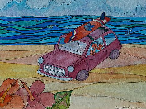 Hawaiian Vacation by Alexandra Benson