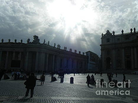 Heavenly Vatican by Catherine Eager