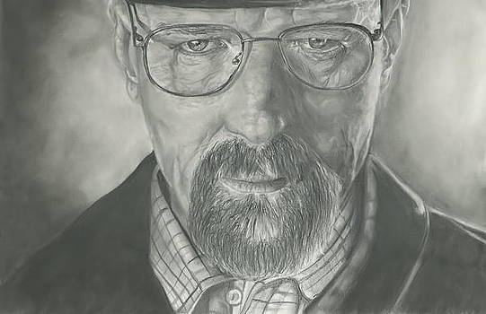 Heisenberg by Raquel Ventura