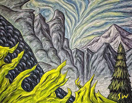 High Sierras by Sean Washington