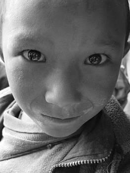 Himalayan Kid by Karma Gurung