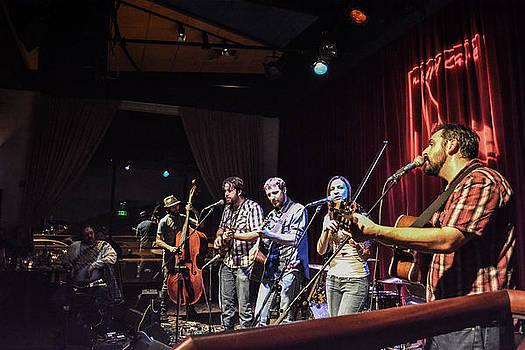 HogMaw Band by Wanda J King