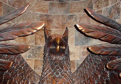 Hogwarts Hippogriff Guardian by David Nicholls