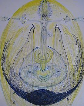 Holy Lance by Elena Soldatkina