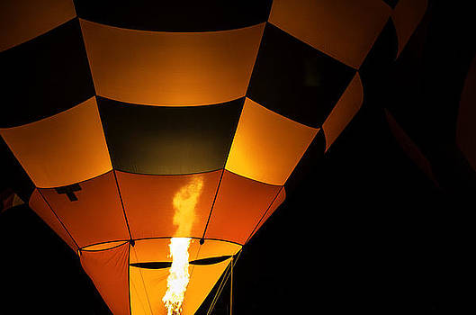 Hot Air Glow II by Rod Sterling