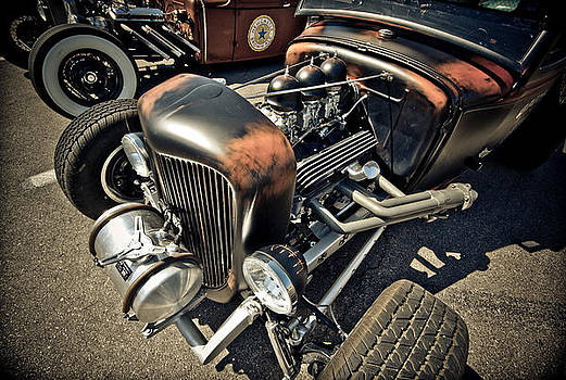 Hot Rods by Merrick Imagery