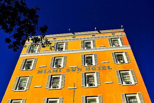 Hotel by Jose Mena