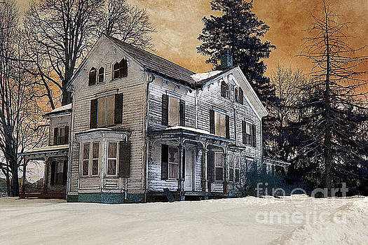 House on Haunted Hill? by A New Focus Photography