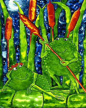 Love You Warts And All by Debi Hubbs