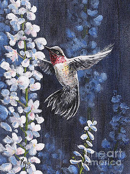 Hummingbird by Rita Miller