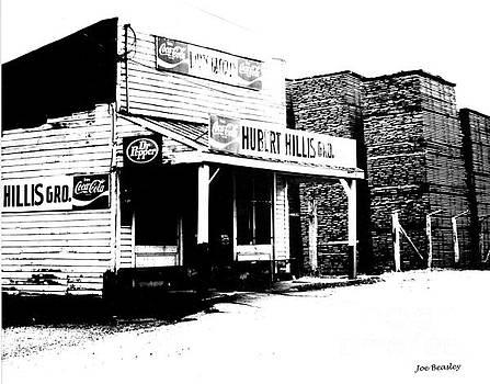Hurbert Hillis Gro. McMinnville TN by   Joe Beasley