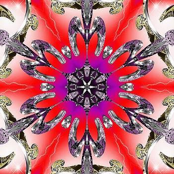 Hypnotic Geometry by Derek Gedney