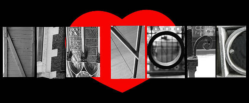 I Love New York by Mamie Thornbrue