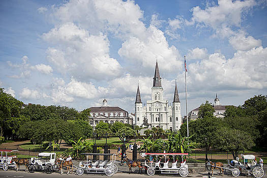 Iconic New Orleans by Bonnie Barry