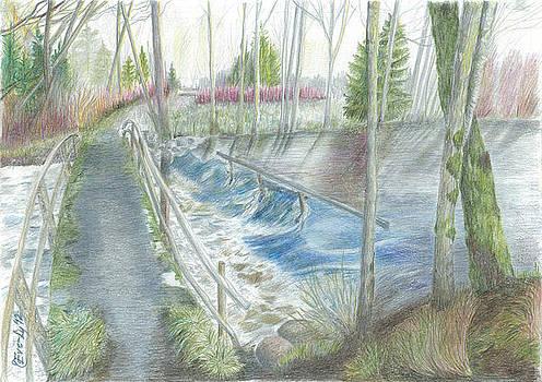 Ingliste Park by Eve-Ly Villberg