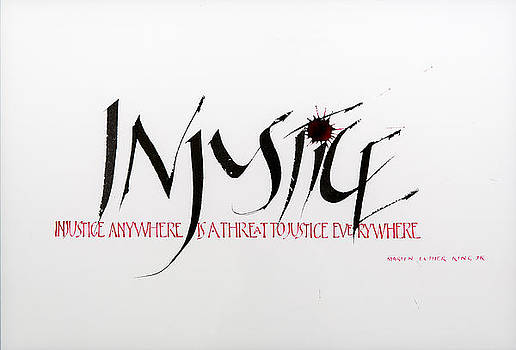 Injustice by Nina Marie Altman