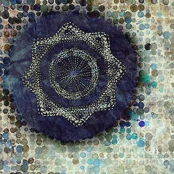 Introspection - Mandala Series I by Angelica Smith Bill