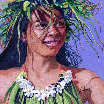 Island Dancer by Sandi Howell