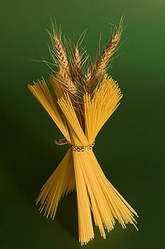Italian pasta by Margaryta Vakhterova