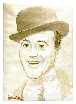 Jack Lemmon by David Iglesias