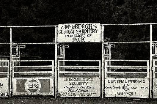 Jack's Rodeo by Doug Fredericks