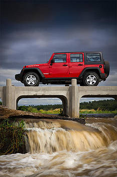 Jeep Wrangler Rubicon by George Schmahl
