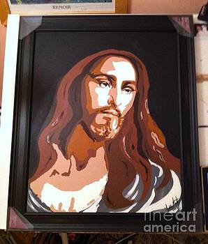 Jesus is Here by Lisa Martin