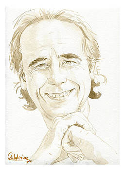 Joan Manuel Serrat by David Iglesias